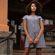 One of the easiest ways to start living a greener life is to quit fast fashion - and start supporting sustainable clothing companies like Altar!