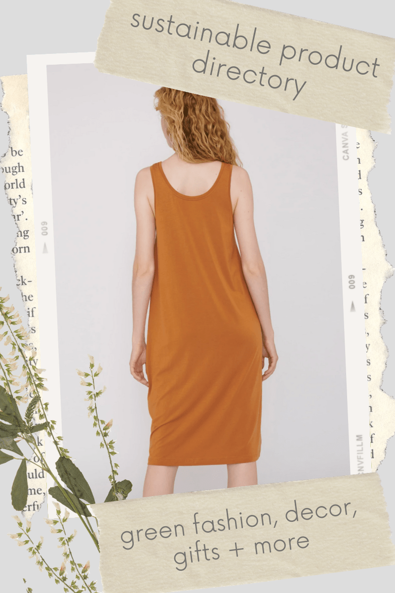 Be conscious about what you put on your body with sustainable clothing made by ethical and earth-friendly brands. Join the slow fashion movement today!