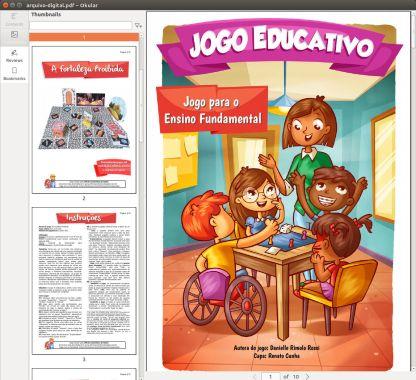 amostra 1 arquivo pdf jogo a fortaleza proibida