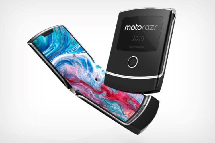 Novo Motorola Razr v4