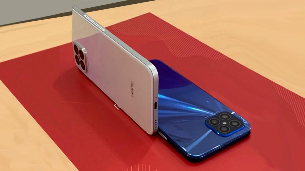 Huawei Nova 8 SE traz laterais planas como os novos iPhone 12