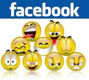 Usuários do Facebook já podem usar Emoticons em seus comentários