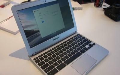 Google e a Samsung o novo Chromebook por US$ 249