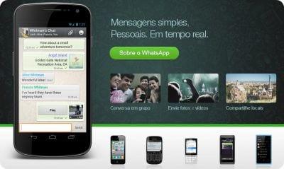 App WhatsApp está gratuito por tempo limitado para iPhone