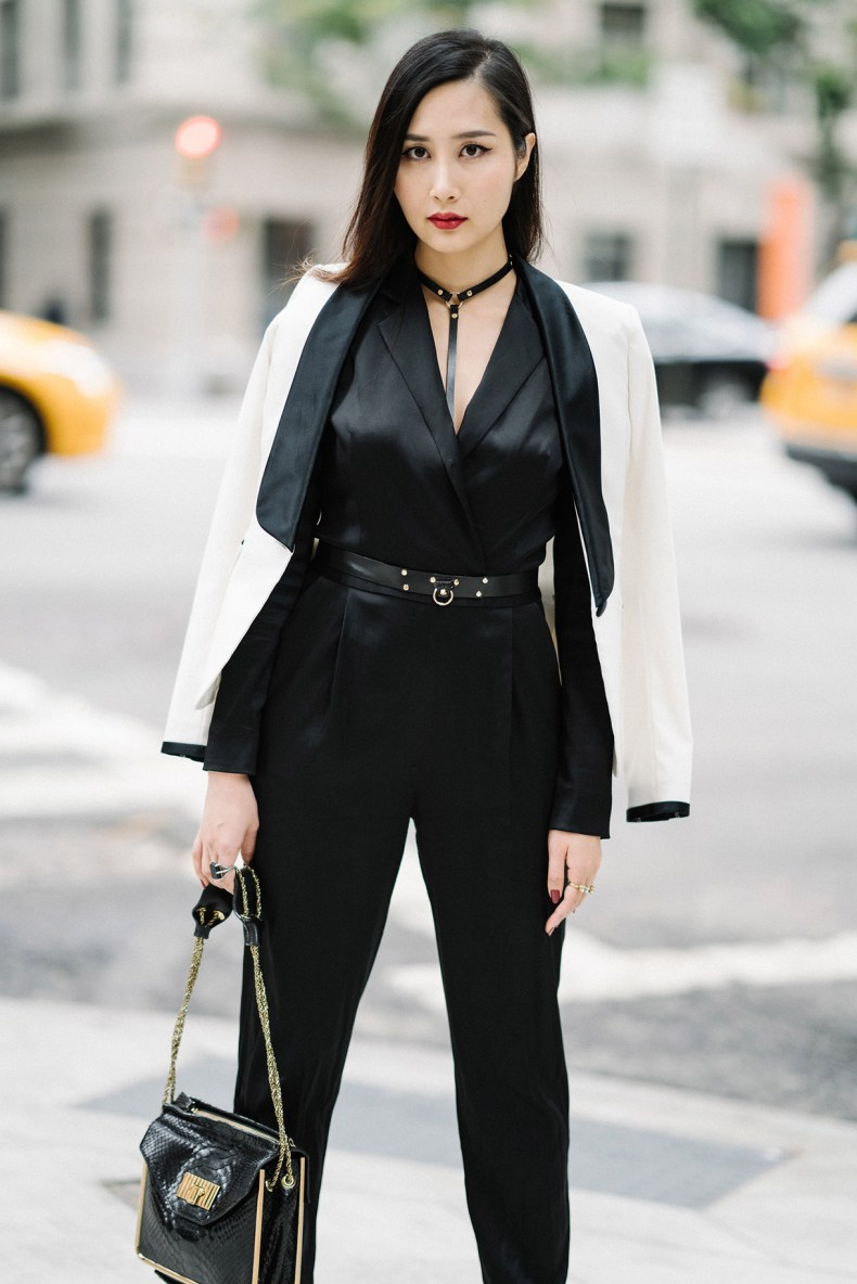 Of Leather and Lace | The Power Look