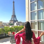 Tina Travels: Best Luxury Hotel with Views of The Eiffel Tower – Shangri-La Paris