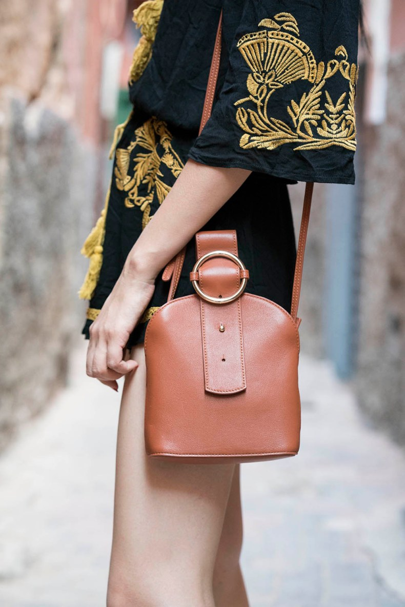 Parisa Wang NYC Cross Body Bag | Of Leather and Lace