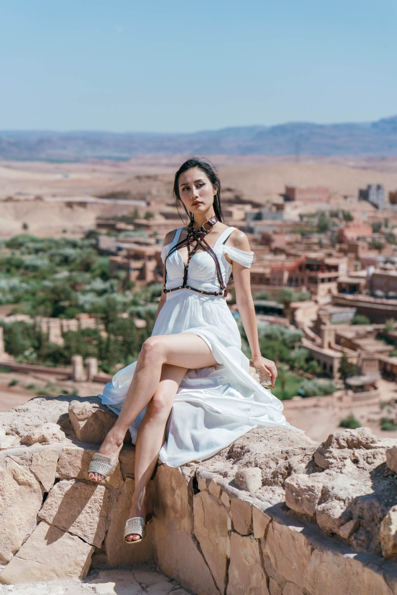 Tina Travels: Kahleesi Dreams at Ait Benhaddou, Set of Yunkai, Game of Thrones | Of Leather and Lace