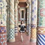 Tina Travels: Palau de la Musica Catalana – The Most Beautiful Concert Hall in Barcelona, Spain