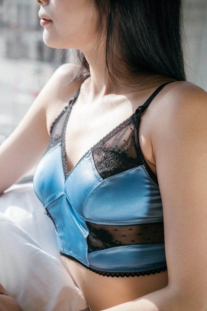 Lingerie as Outerwear: How to Wear a Bralette Out | Of Leather and Lace