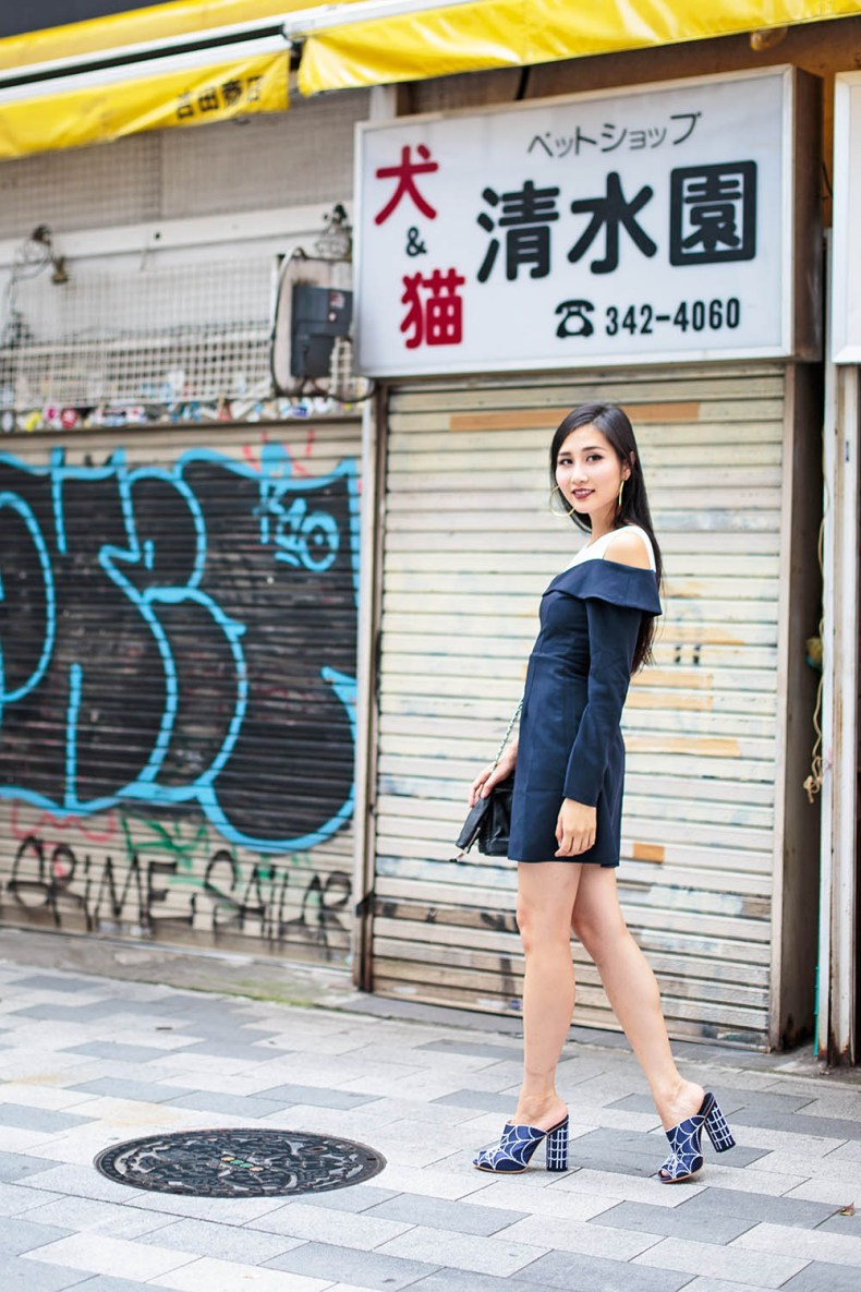 Wear the Trend: The Deconstructed Look in Tokyo, Japan