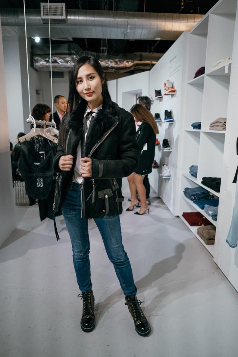 Zara Soho New York >> Tina Goes to New York Fashion Week Spring Summer 2018 (NYFW Recap)   Of Leather and Lace