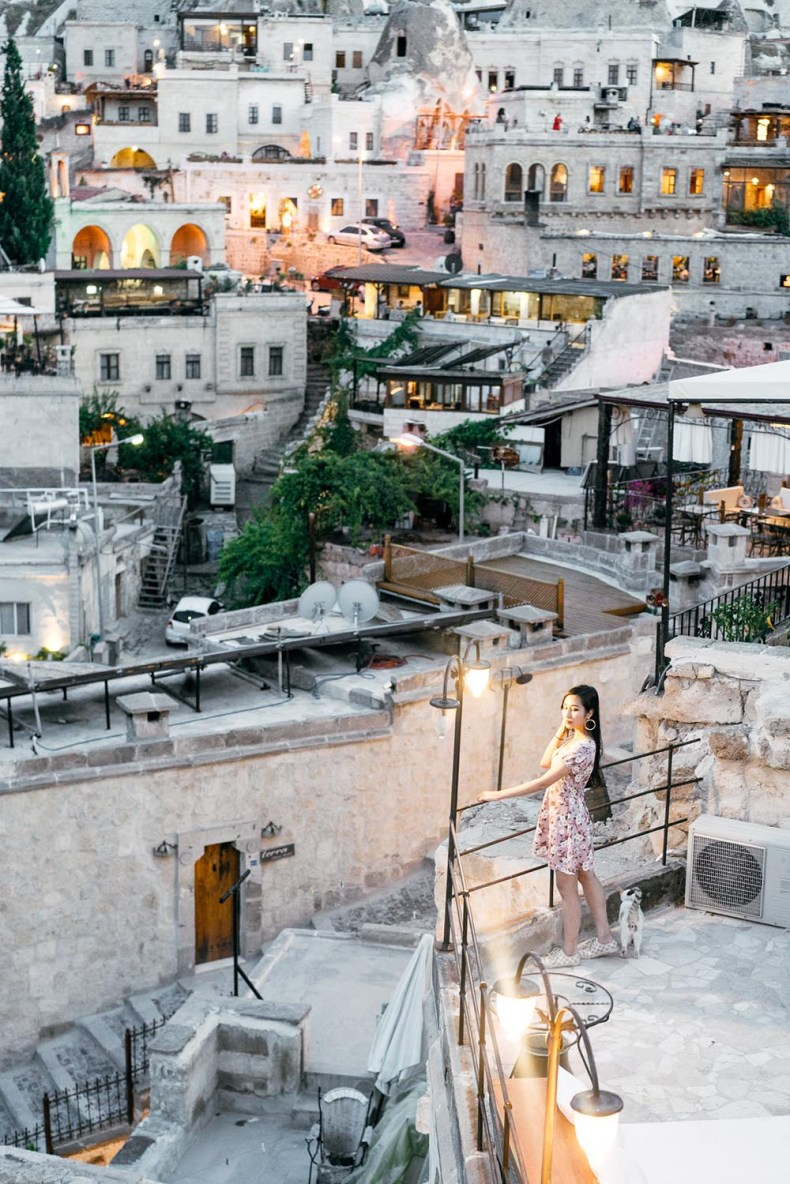 Tina Travels: Where To Stay in Cappadocia, Turkey | Aydinli Cave Hotel | Of Leather and Lace