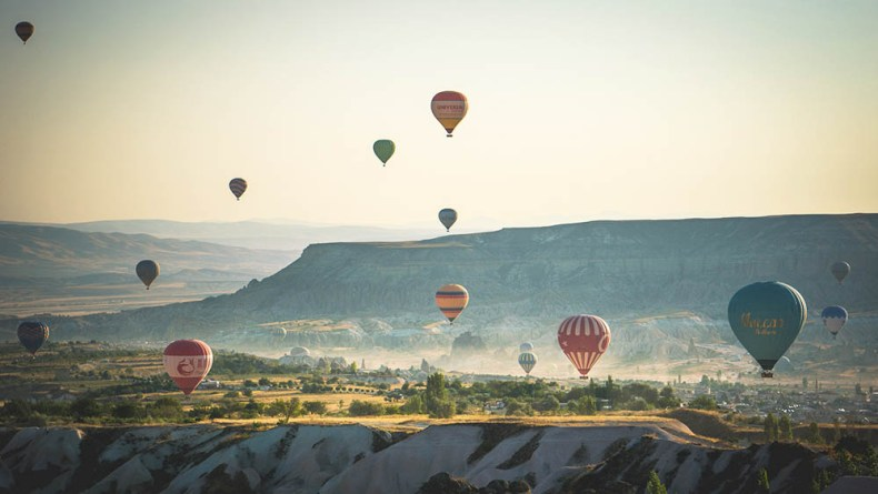 Tina Travels: Where To Stay in Cappadocia, Turkey | Hot Air Balloons | Of Leather and Lace