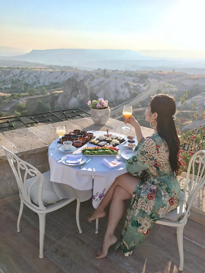 Tina Travels: Where To Stay in Cappadocia, Turkey - Museum Hotel | Of Leather and Lace