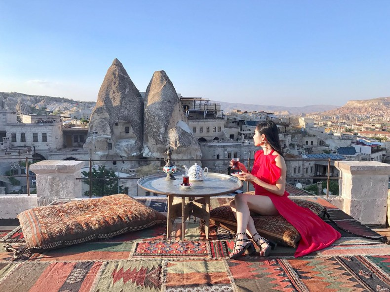 Tina Travels: Where To Stay in Cappadocia, Turkey - Sultan Cave Suites | Of Leather and Lace