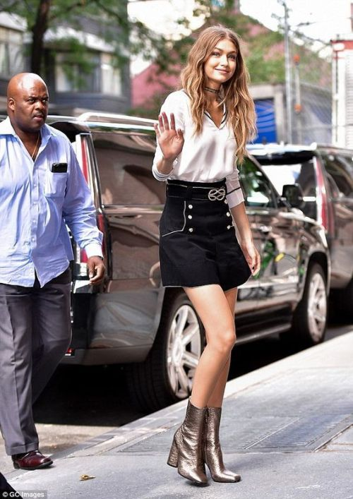 How To Wear Metallic Boots On a Date | Of Leather and Lace - Fashion & Travel Blog by Tina Lee