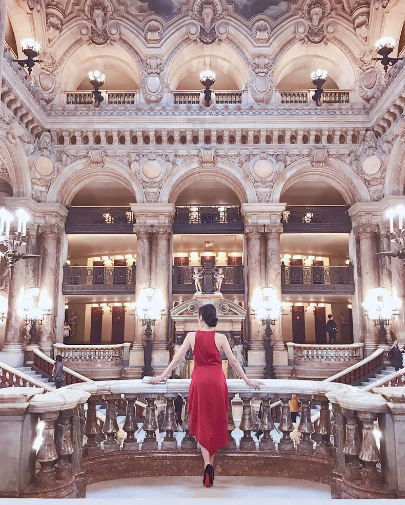 Palais Garnier - The One Place You Shouldn't Miss In Paris   Ofleatherandlace.com