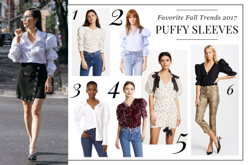 Pre-Black Friday Fashion Sales of 2017 | Of Leather and Lace - A Fashion Blog by Tina Lee | Puffy Sleeve Top