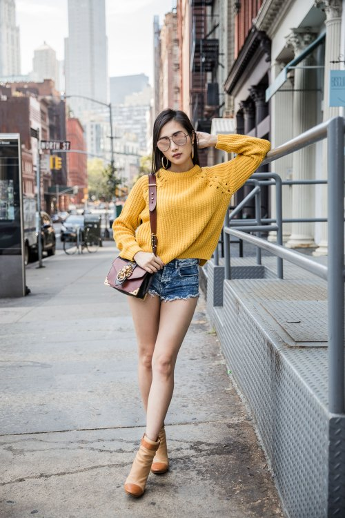 Fall Must-Have Sweaters To Live In Through Winter | in NYC | Of Leather and Lace