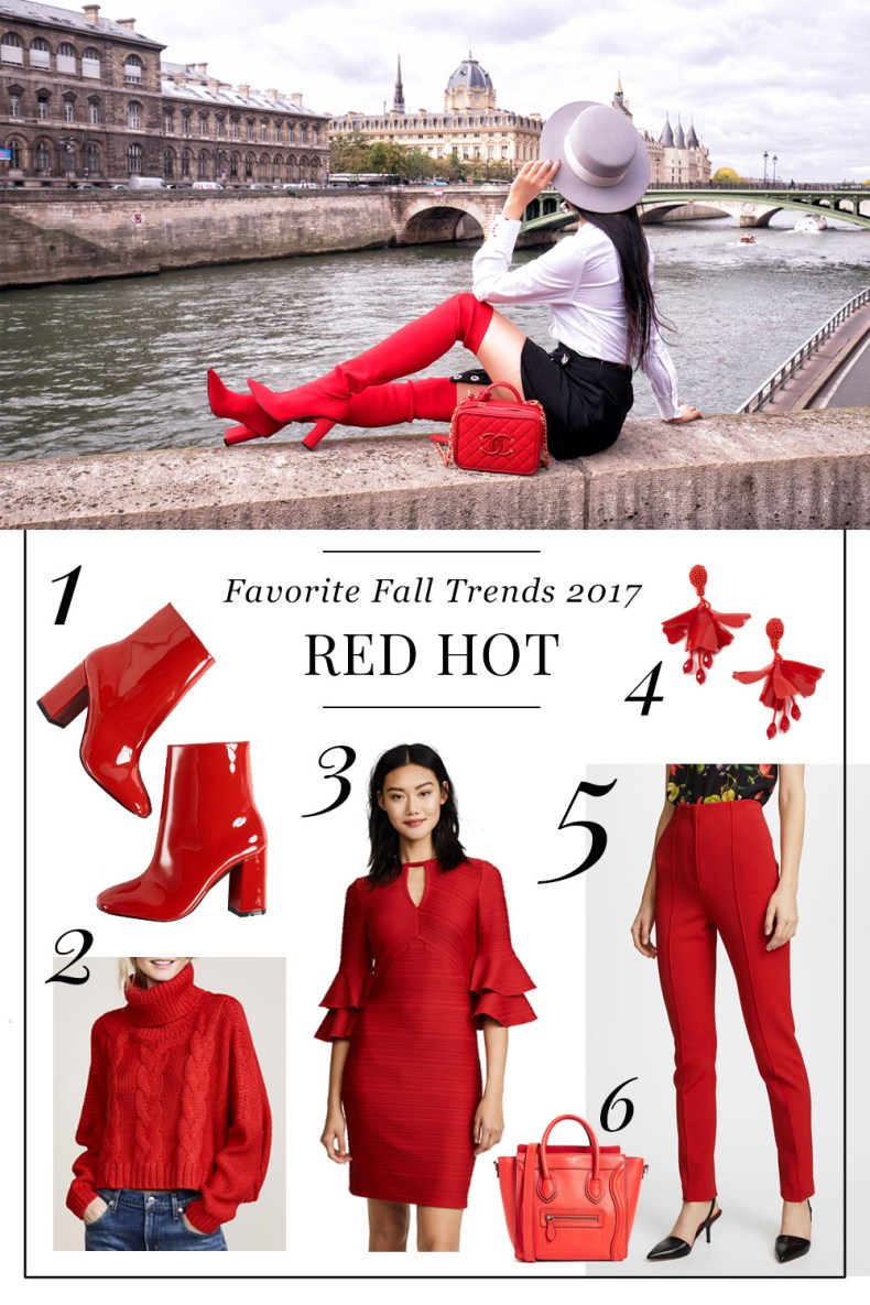 Pre-Black Friday Fashion Sales of 2017 | Of Leather and Lace - A Fashion Blog by Tina Lee | Red Boots Outfit