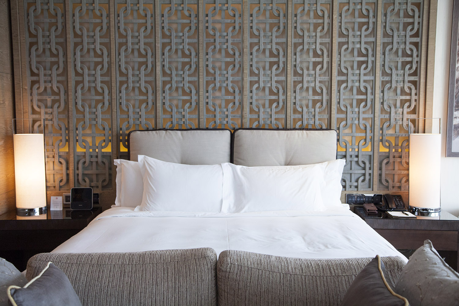 Banyan Tree Shanghai on the Bund - Hotel Room with a Pool and a View   Of Leather and Lace - Fashion & Travel Blog by Tina Lee   hotel review, shanghai city