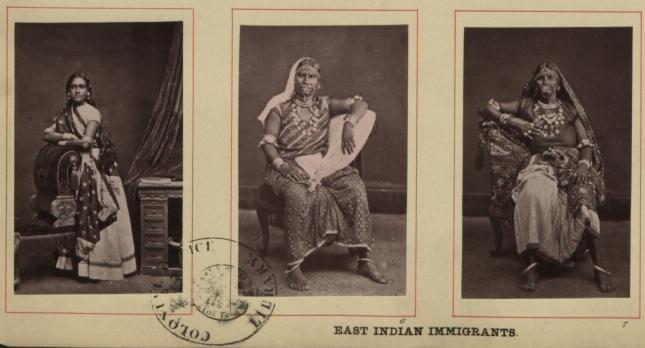East Indian Immigrants