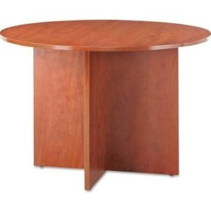 Alera Valencia Round Conference Table 42″ DIA