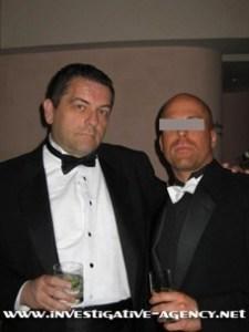 Ray Nize and the Marine
