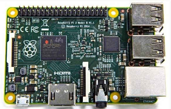 raspberry node