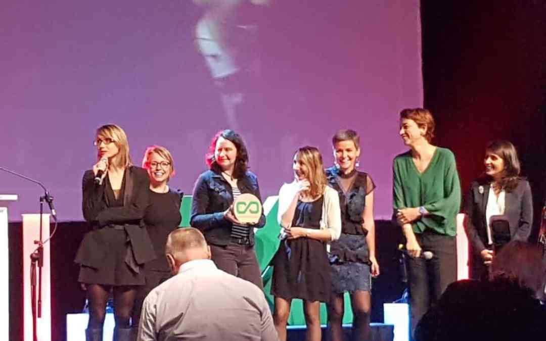 Coopérathon France : DifEasy remporte le prix spécial international OFQJ