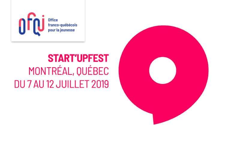 Start'upfest Montréal 2019