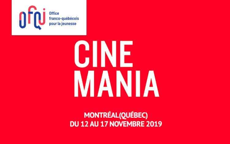 Cinémania 2019 – Participation au Jury jeunesse francophone