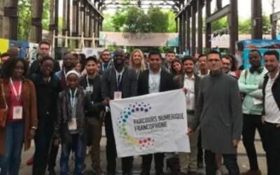 #PNF – 35 jeunes francophones participent au Web2day à Nantes