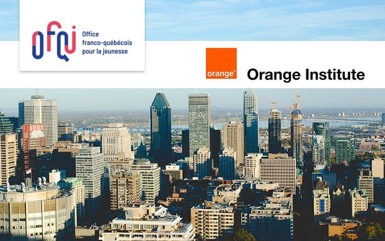 Orange Institute – Intelligence artificielle 2019