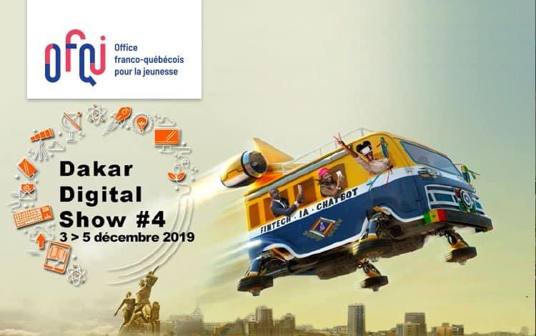 Dakar Digital Show 2019