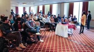 Rencontre annuelle du réseau des entreprises d'accueil partenaires de l'OFQJ