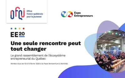 Expo Entrepreneurs Francophones Montréal 2020