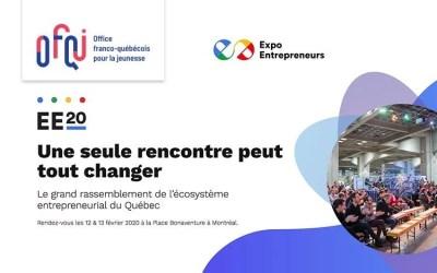 Expo Entrepreneurs Francophones Montréal 2020