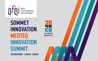 Sommet de l'innovation Medteq 2020
