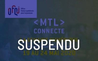 MTL Connecte 2020 – Délégation Nantes – St Nazaire – reporté