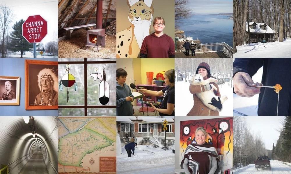 Globe reporters : Cap sur le Québec