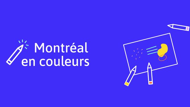 Envoyez une carte postale engagée avec les 21 artistes de Montréal en couleurs