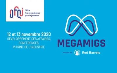 MEGAMIGS Montréal Virtuel 2020