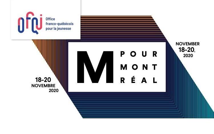 M pour Montréal Virtuel 2020