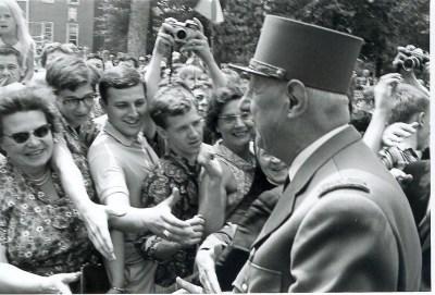 1967 : Visite de Charles de Gaulle au Québec
