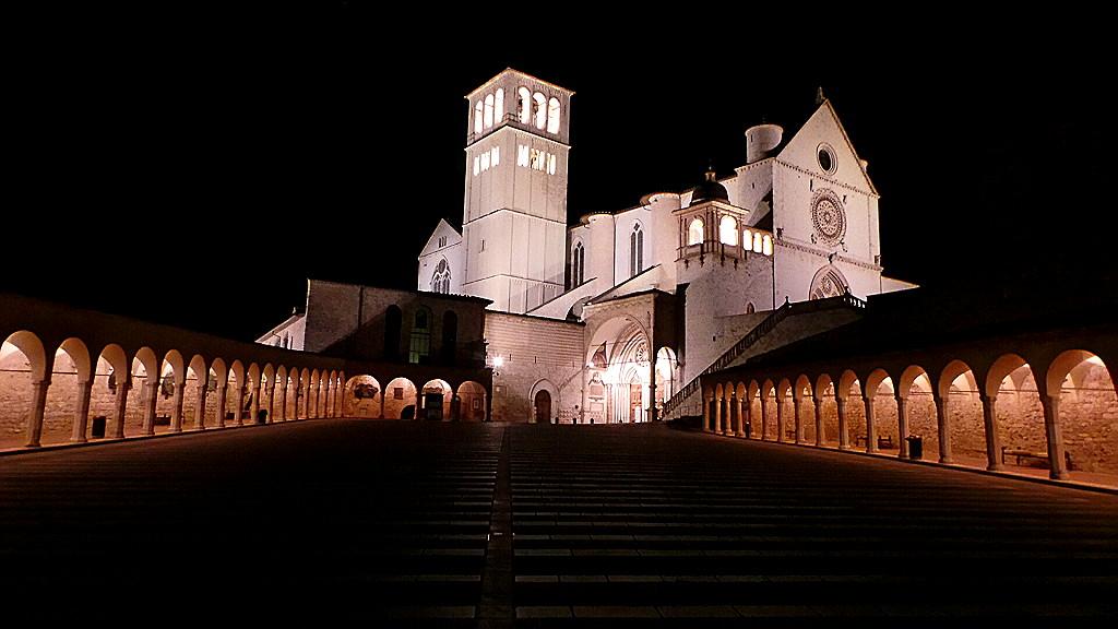 Ordine Francescano Secolare, serata di Fraternità al Sacro Convento di Assisi