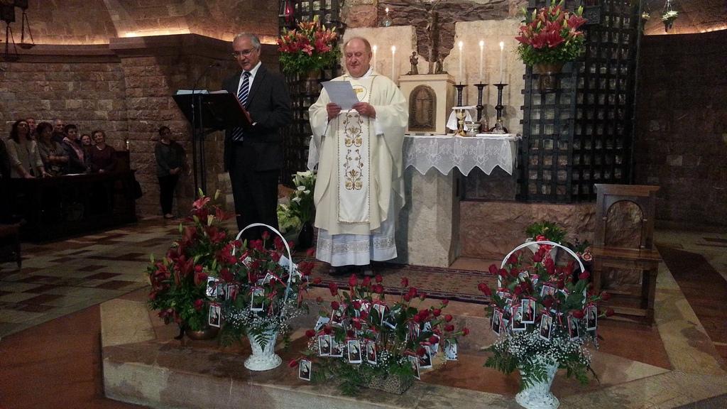 Serata di fraternità martedì 17 marzo al Sacro Convento di Assisi