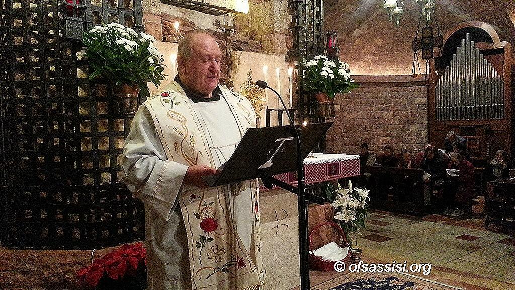 Ricomincia l'attività della Fraternità del Sacro Convento