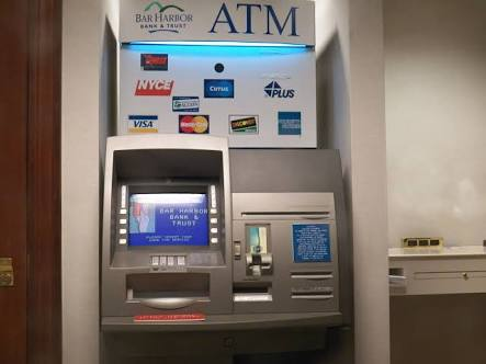Automated Teller Machine, ATM